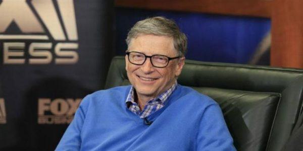 Книжная полка Билла Гейтса: Что читает основатель Microsoft